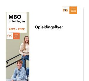 Manager Retail opleidingsflyer