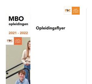 Allround Precisieverspaner opleidingsflyer