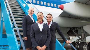 Steward / Stewardess